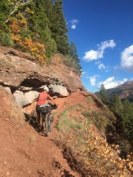 Dallas Trail near Ouray